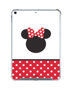 Minnie Mouse Symbol iPad 10.2in (2019-20) Clear Case