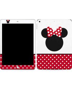 Minnie Mouse Symbol Apple iPad Skin