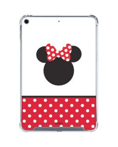 Minnie Mouse Symbol iPad Mini 5 (2019) Clear Case