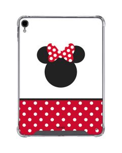 Minnie Mouse Symbol iPad Pro 11in (2018-19) Clear Case