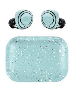 Mint Speckled Amazon Echo Buds Skin