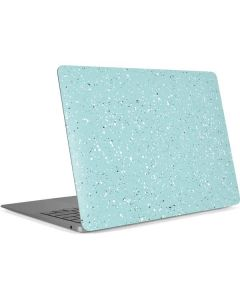 Mint Speckled Apple MacBook Air Skin