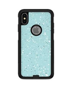 Mint Speckled Otterbox Commuter iPhone Skin