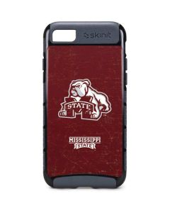 Mississippi State Bulldogs Distressed iPhone 7 Cargo Case
