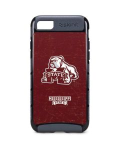 Mississippi State Bulldogs Distressed iPhone 8 Cargo Case