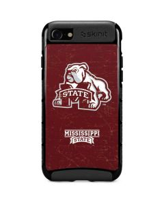 Mississippi State Bulldogs Distressed iPhone SE Cargo Case