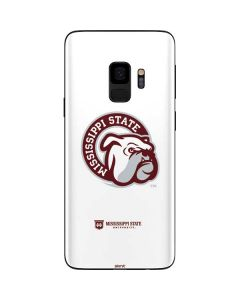 Mississippi State Interlocking Logo Galaxy S9 Skin