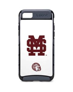 Mississippi State Interlocking Logo iPhone 8 Cargo Case