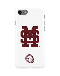 Mississippi State Interlocking Logo iPhone SE Lite Case