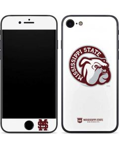 Mississippi State Interlocking Logo iPhone SE Skin