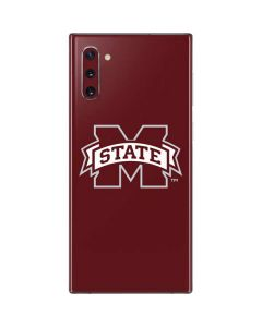 Mississippi State Logo Galaxy Note 10 Skin