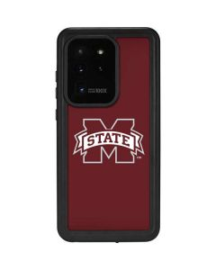 Mississippi State Logo Galaxy S20 Ultra 5G Waterproof Case