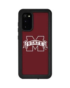 Mississippi State Logo Galaxy S20 Waterproof Case