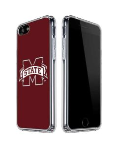 Mississippi State Logo iPhone SE Clear Case