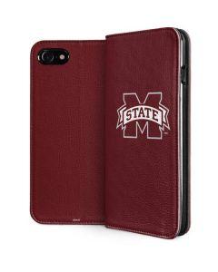 Mississippi State Logo iPhone SE Folio Case
