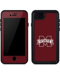 Mississippi State Logo iPhone SE Waterproof Case