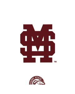 Mississippi State Interlocking Logo Cochlear Nucleus 5 Sound Processor Skin