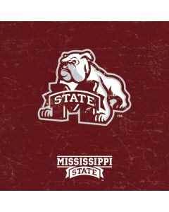 Mississippi State Bulldogs Distressed iPhone SE Skin