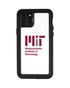 MIT Logo iPhone 11 Pro Waterproof Case