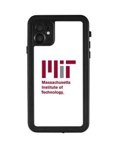 MIT Logo iPhone 11 Waterproof Case