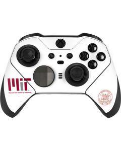 MIT White Logo Xbox Elite Wireless Controller Series 2 Skin