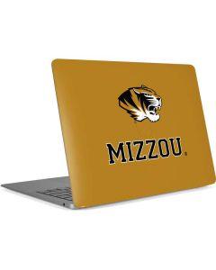 Mizzou Mascot Gold Apple MacBook Air Skin