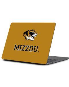 Mizzou Mascot Gold Apple MacBook Pro 13-inch Skin