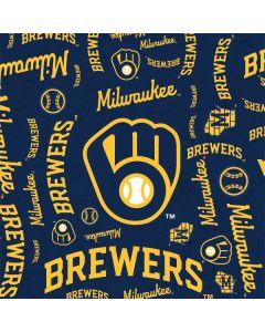 Milwaukee Brewers - Cap Logo Blast Gear VR with Controller (2017) Skin