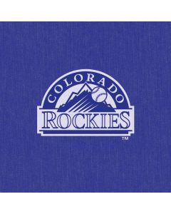 Colorado Rockies Monotone Apple TV Skin