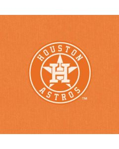 Houston Astros Monotone Generic Laptop Skin