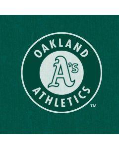 Oakland Athletics Monotone Apple TV Skin
