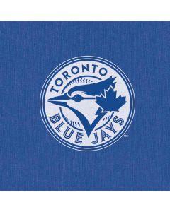 Toronto Blue Jays Monotone Moto E5 Plus Clear Case