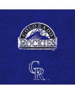 Colorado Rockies- Alternate Solid Distressed iPhone 6 Pro Case