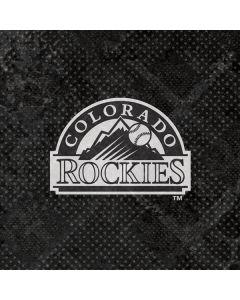 Colorado Rockies Dark Wash Generic Laptop Skin