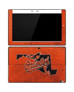 Baltimore Orioles Home Turf Surface RT Skin