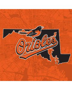 Baltimore Orioles Home Turf Google Home Hub Skin
