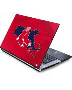 Boston Red Sox Home Turf Generic Laptop Skin
