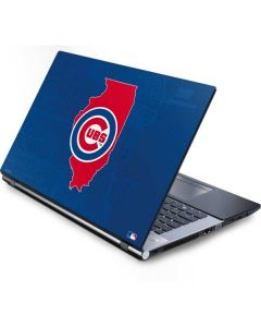 Chicago Cubs Home Turf Generic Laptop Skin