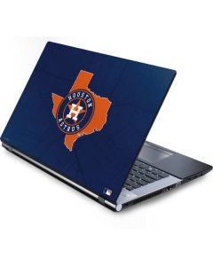 Houston Astros Home Turf Generic Laptop Skin