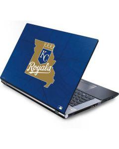 Kansas City Royals Home Turf Generic Laptop Skin