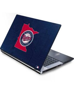 Minnesota Twins Home Turf Generic Laptop Skin