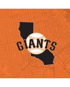 San Francisco Giants Home Turf Google Home Hub Skin
