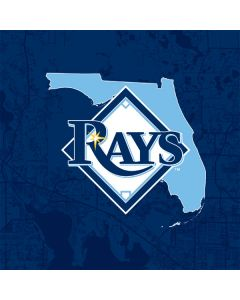 Tampa Bay Rays Home Turf Gear VR with Controller (2017) Skin