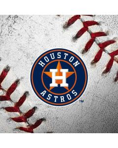 Houston Astros Game Ball Generic Laptop Skin