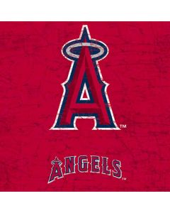 Los Angeles Angels - Solid Distressed Xbox One Controller Skin