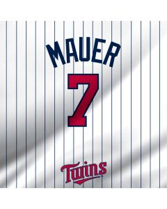 Minnesota Twins #7 Joe Mauer Generic Laptop Skin