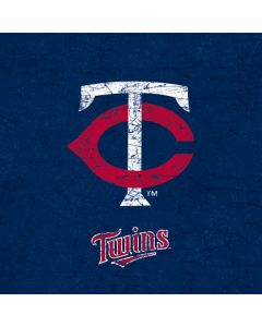 Minnesota Twins - Solid Distressed Xbox One Controller Skin