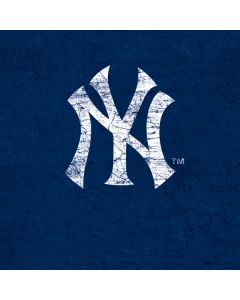 New York Yankees - Solid Distressed Wii (Includes 1 Controller) Skin