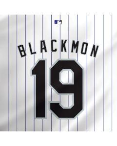Colorado Rockies Charlie Blackmon #19 Apple TV Skin