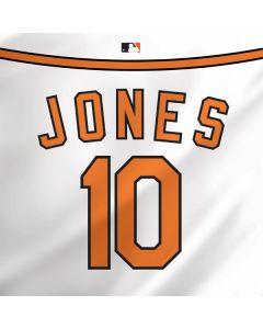 Baltimore Orioles Adam Jones #10 Apple MacBook Pro 17-inch Skin
